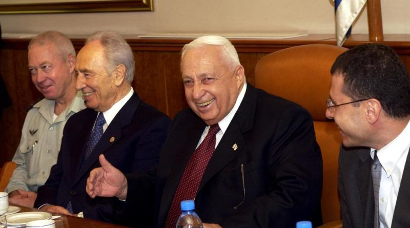 THE DEATH OF ARIEL SHARON – 2014