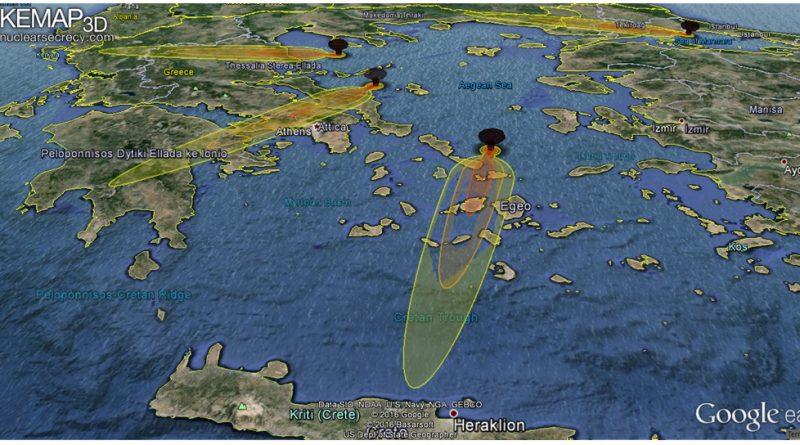 NUCLEAR WAR IN THE AEGEAN SEA