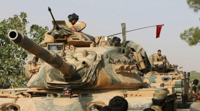 REALITY CHECK – TURKEY (NATO) INVADES SYRIA