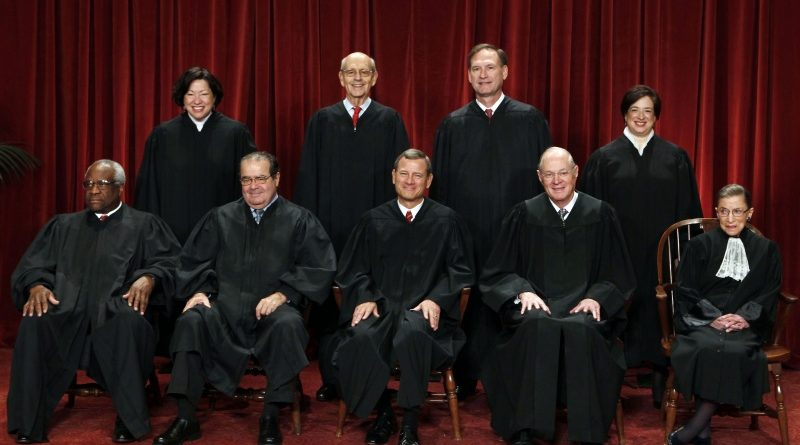 MURDER AND STACKING OF THE SUPREME COURT