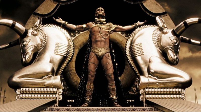 THE NEW XERXES