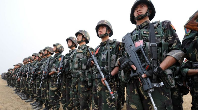 Protected: CHINESE ARMY ENTERS THE MIDDLE EAST