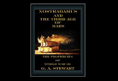 HERE NOW – NOSTRADAMUS AND THE THIRD AGE OF MARS