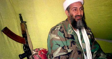 THE FAMOUS DEAD TERRORIST STILL ALIVE